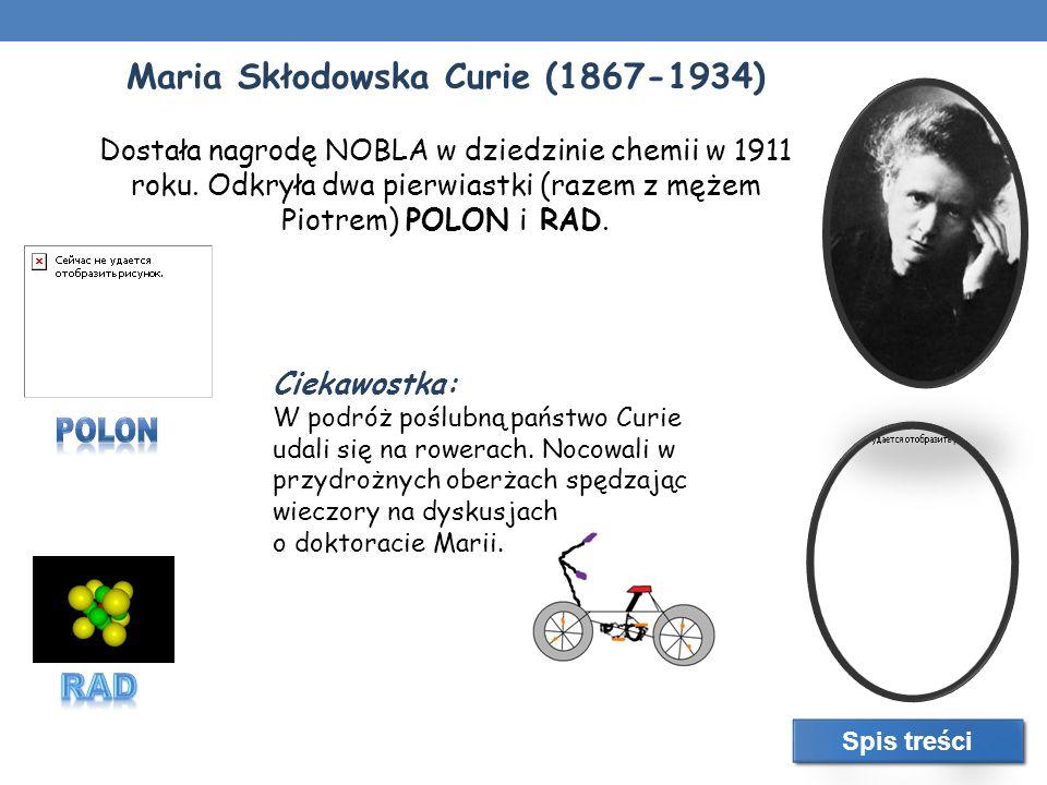 Maria Skłodowska Curie (1867-1934)