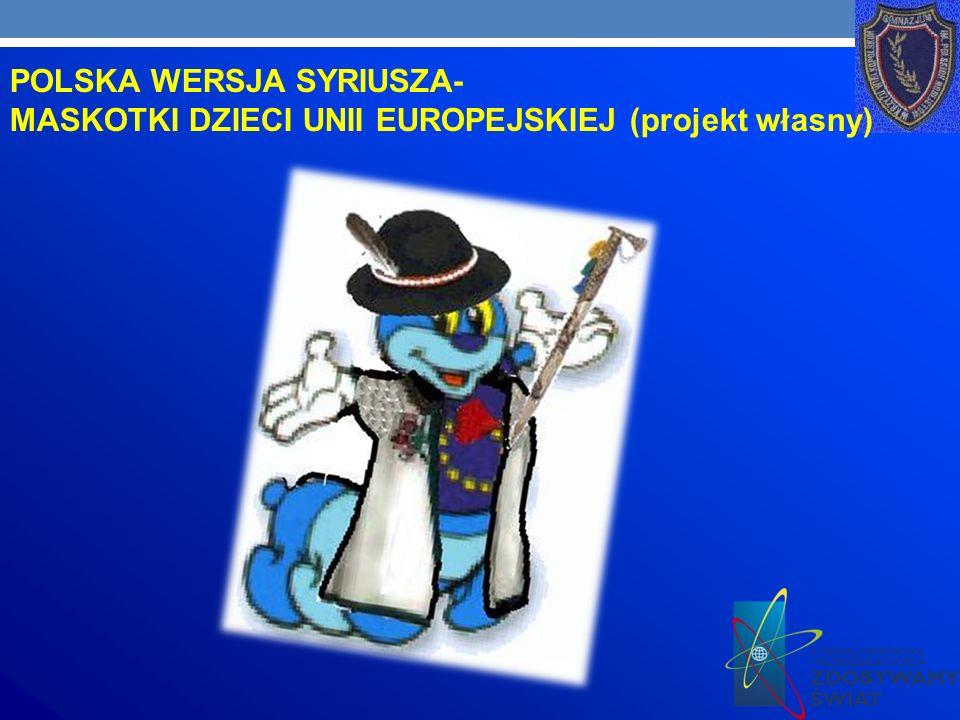 POLSKA WERSJA SYRIUSZA-