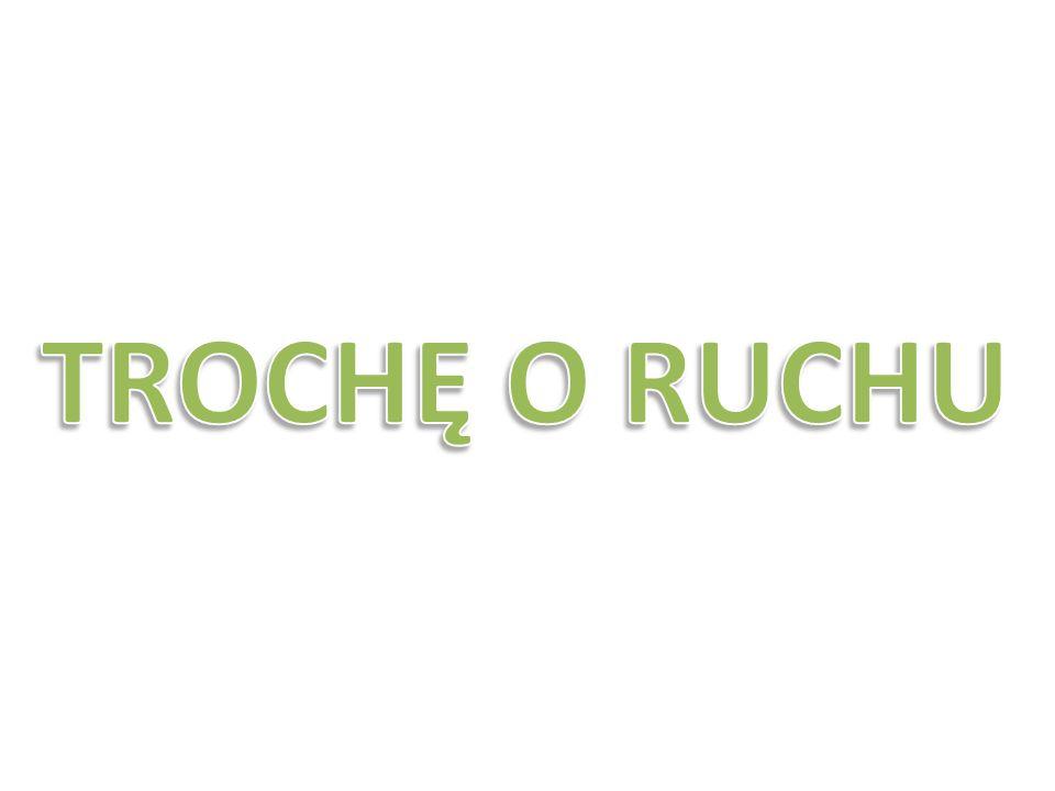 TROCHĘ O RUCHU