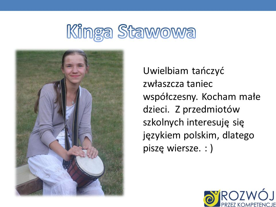 Kinga Stawowa