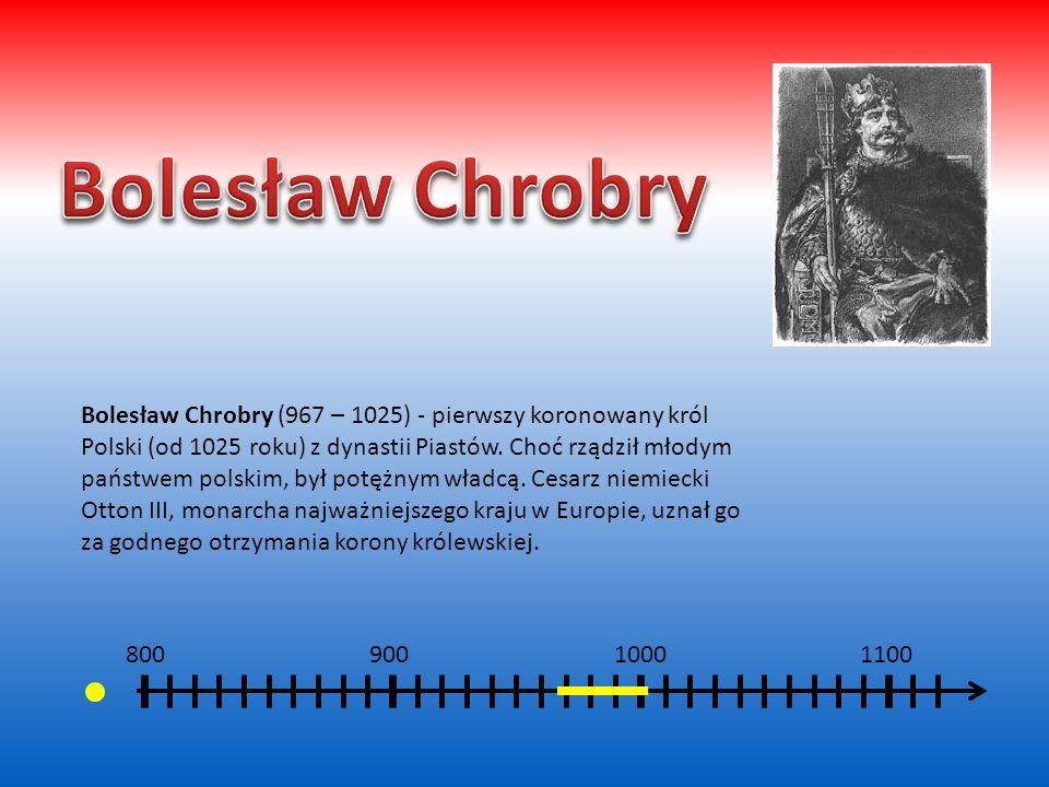Bolesław Chrobry podarował Ottonowi III… ramię św. Wojciecha.