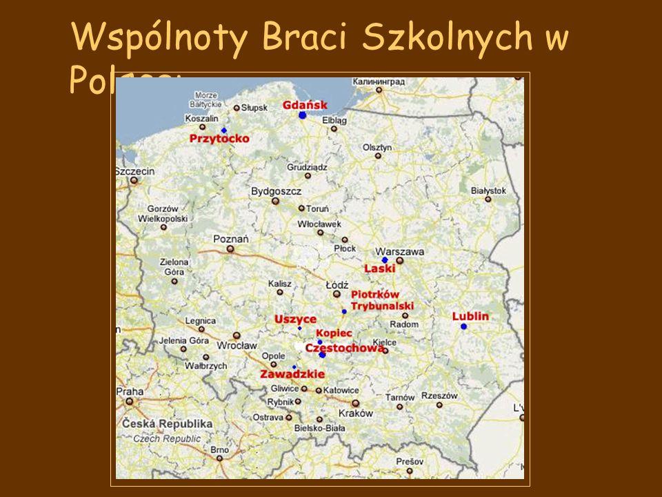 Wspólnoty Braci Szkolnych w Polsce: