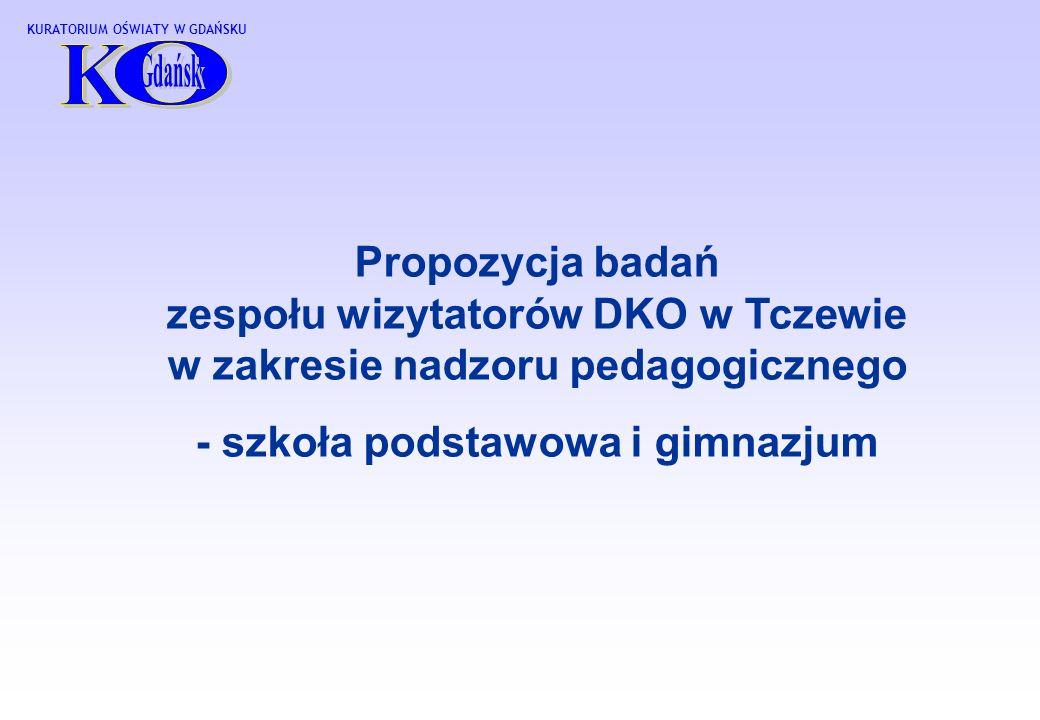 - szkoła podstawowa i gimnazjum