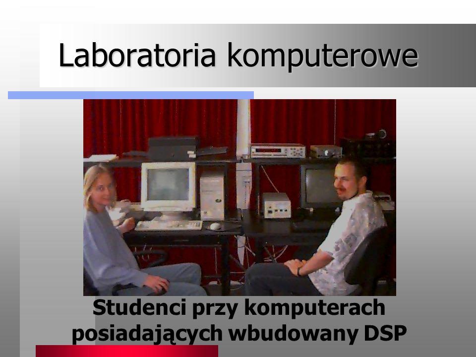Laboratoria komputerowe