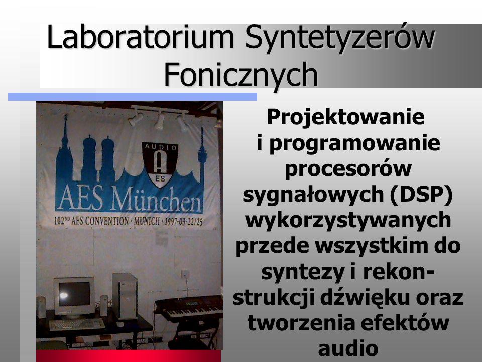 Laboratorium Syntetyzerów Fonicznych