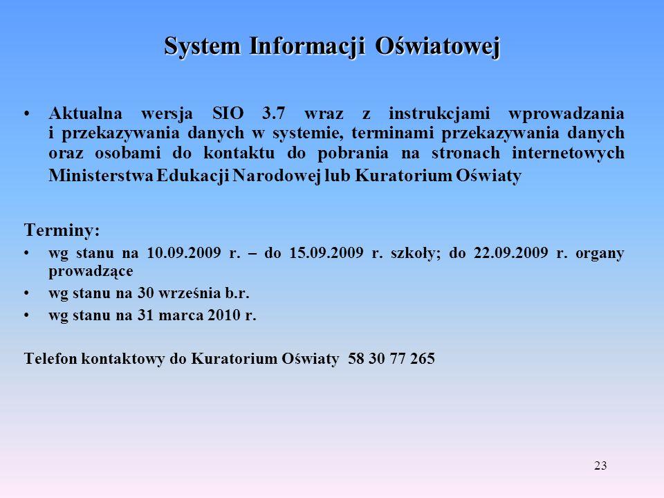 System Informacji Oświatowej