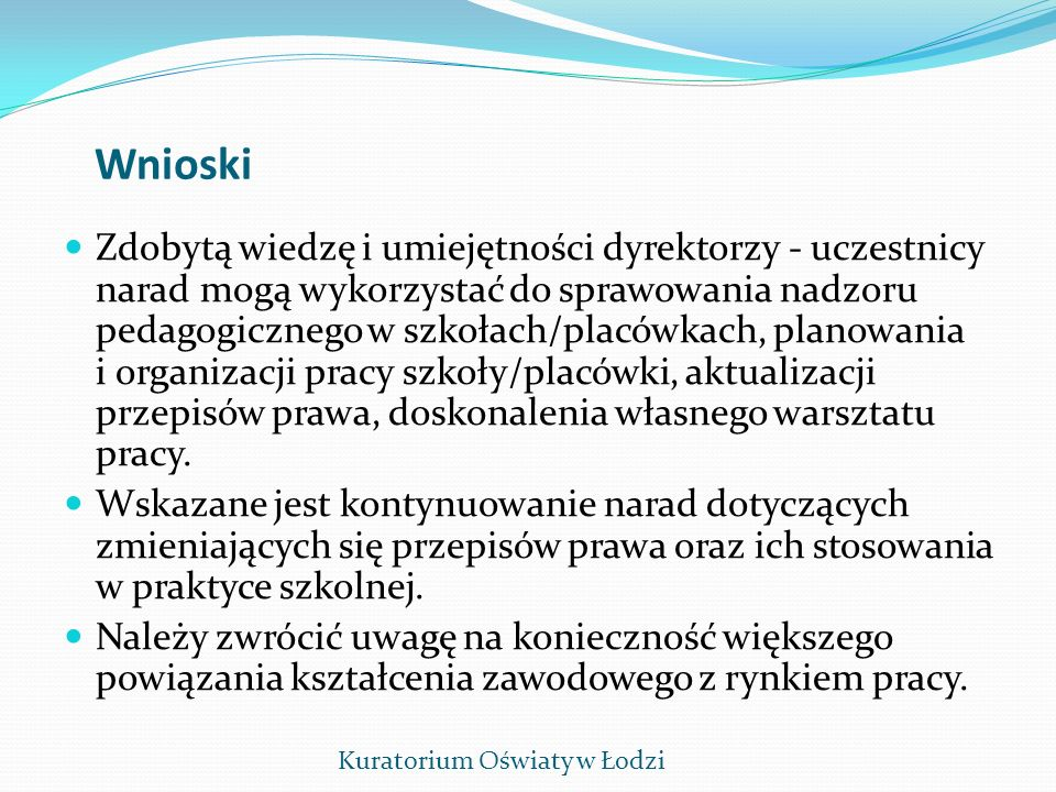 Kuratorium Oświaty w Łodzi