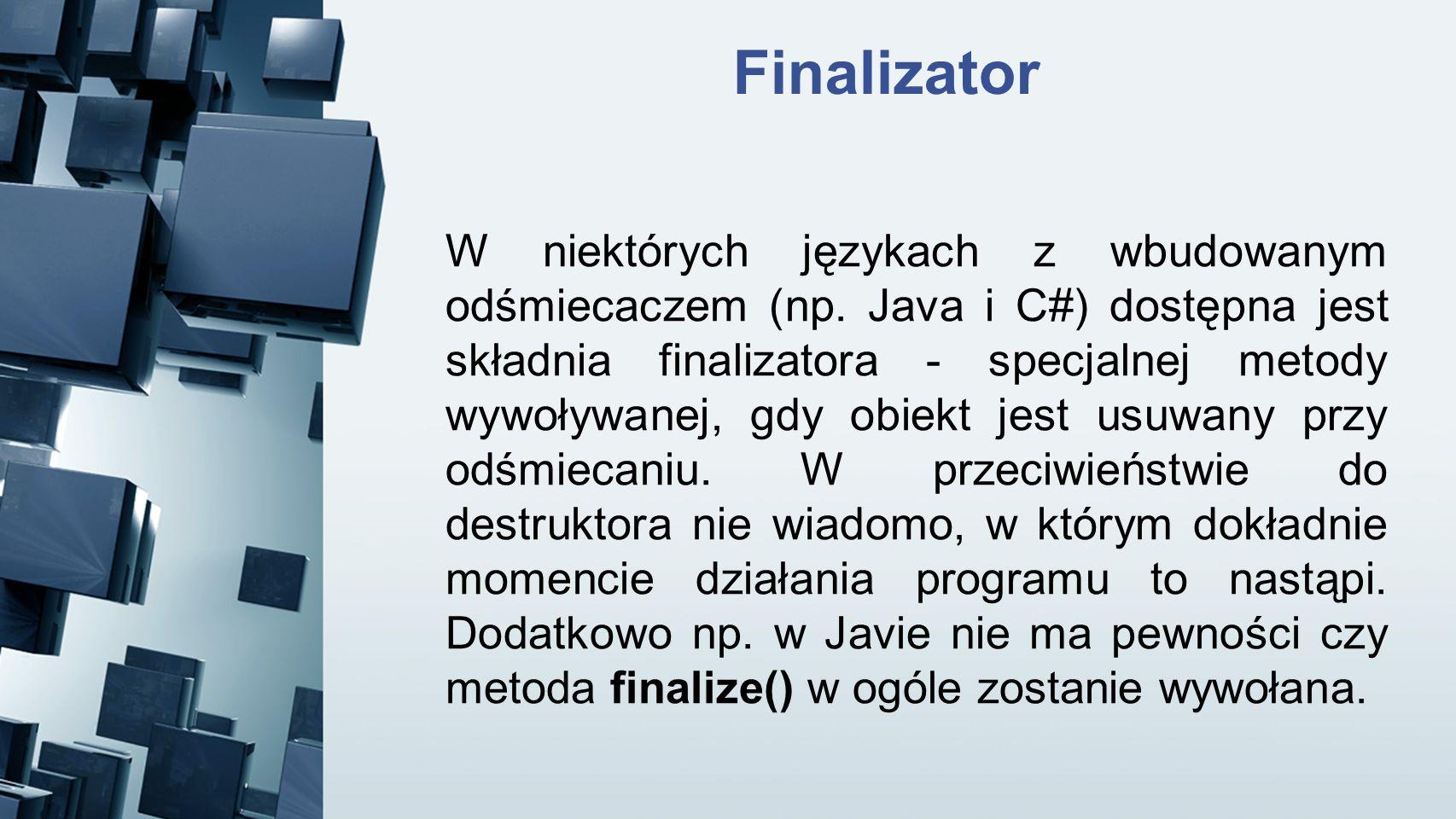 Finalizator