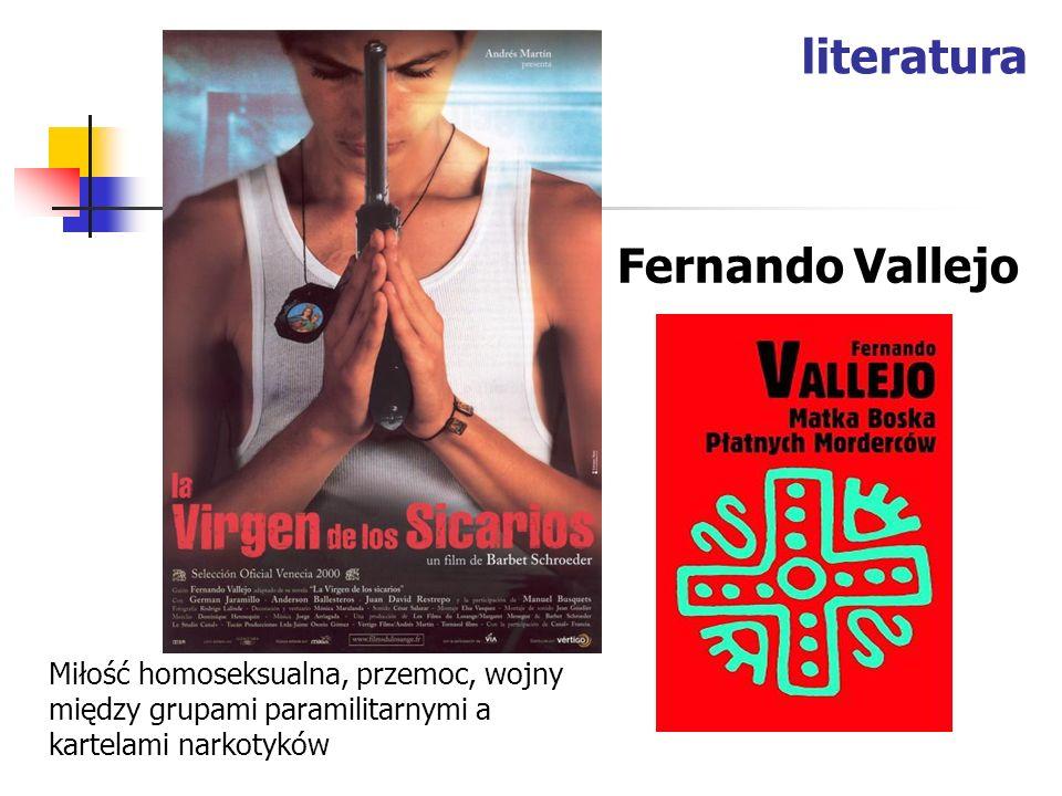 literatura Fernando Vallejo