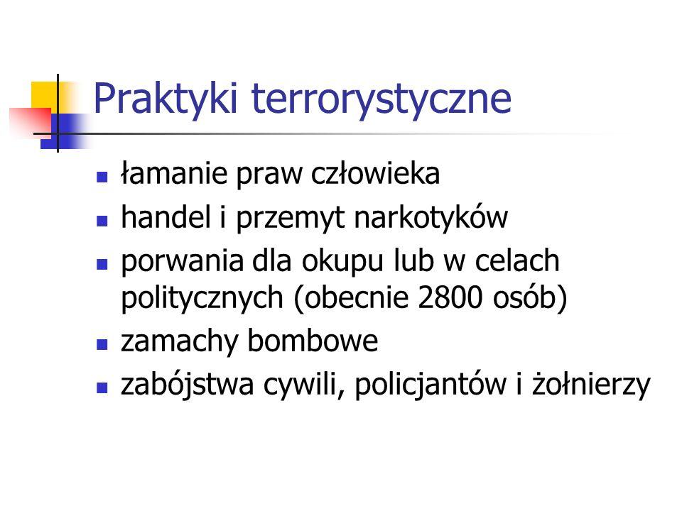 Praktyki terrorystyczne