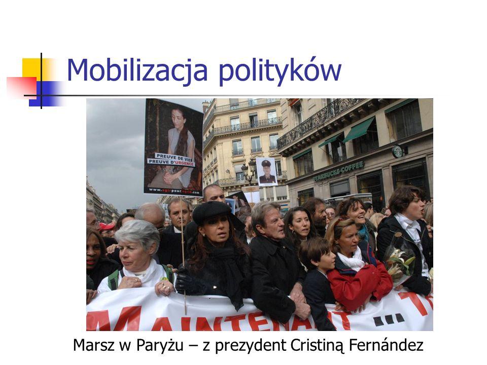 Mobilizacja polityków