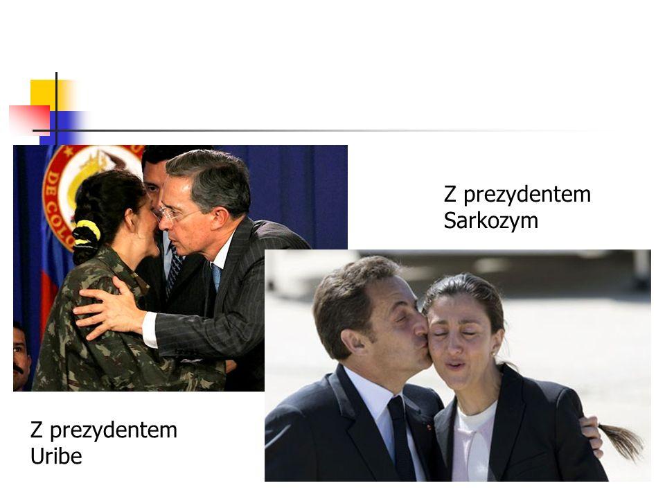 Z prezydentem Sarkozym