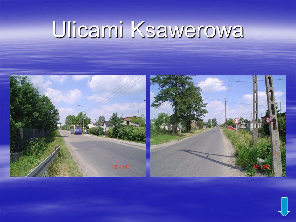 Ulicami Ksawerowa