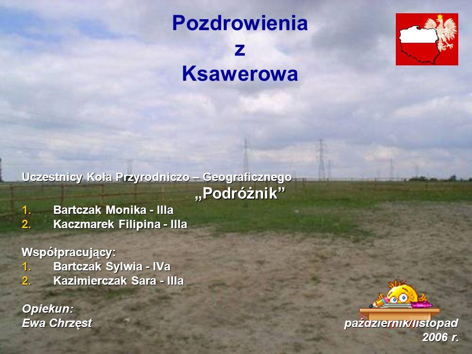 Pozdrowienia z Ksawerowa