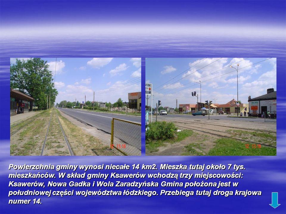 Powierzchnia gminy wynosi niecałe 14 km2. Mieszka tutaj około 7 tys