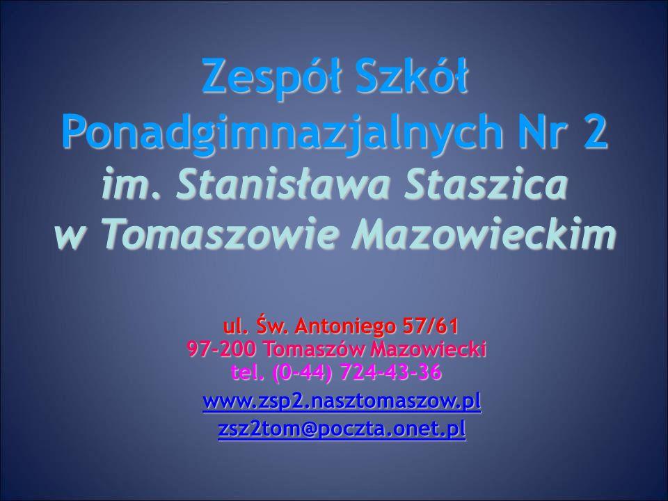 Zespół Szkół Ponadgimnazjalnych Nr 2 im
