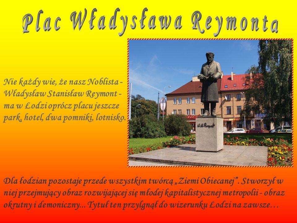 Plac Władysława Reymonta