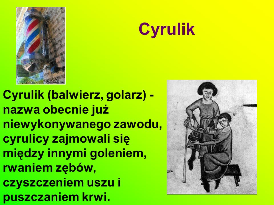 Cyrulik