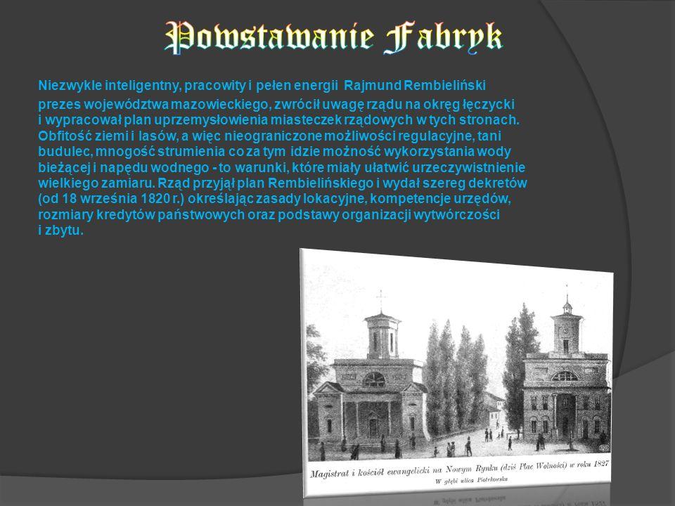 Powstawanie Fabryk