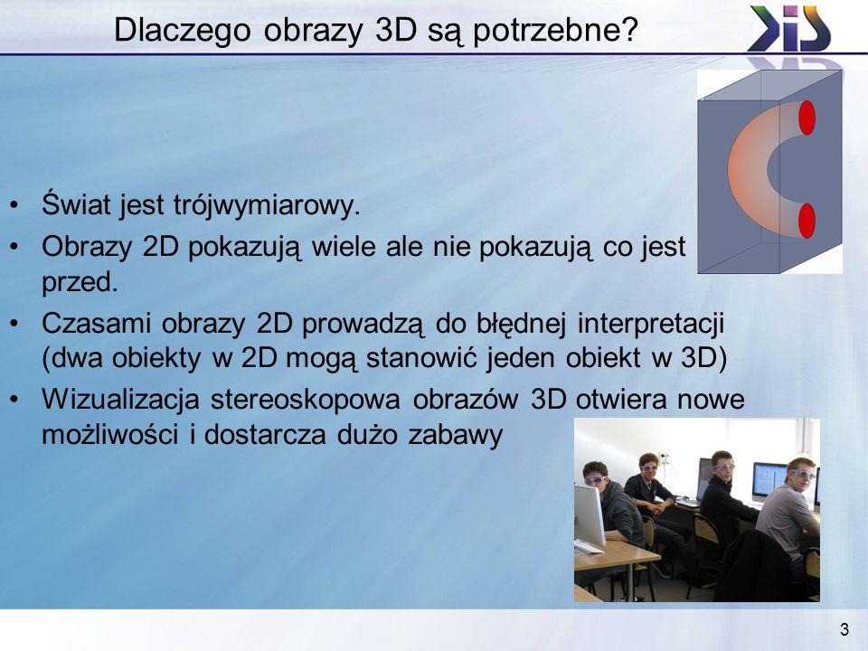 Dlaczego obrazy 3D są potrzebne