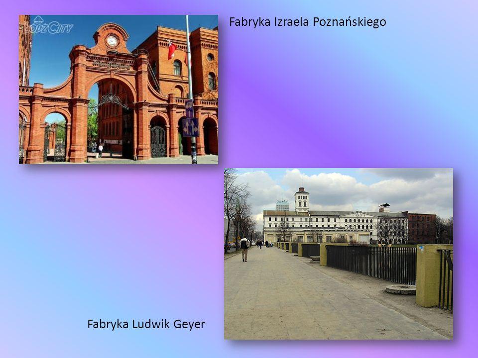 Fabryka Izraela Poznańskiego