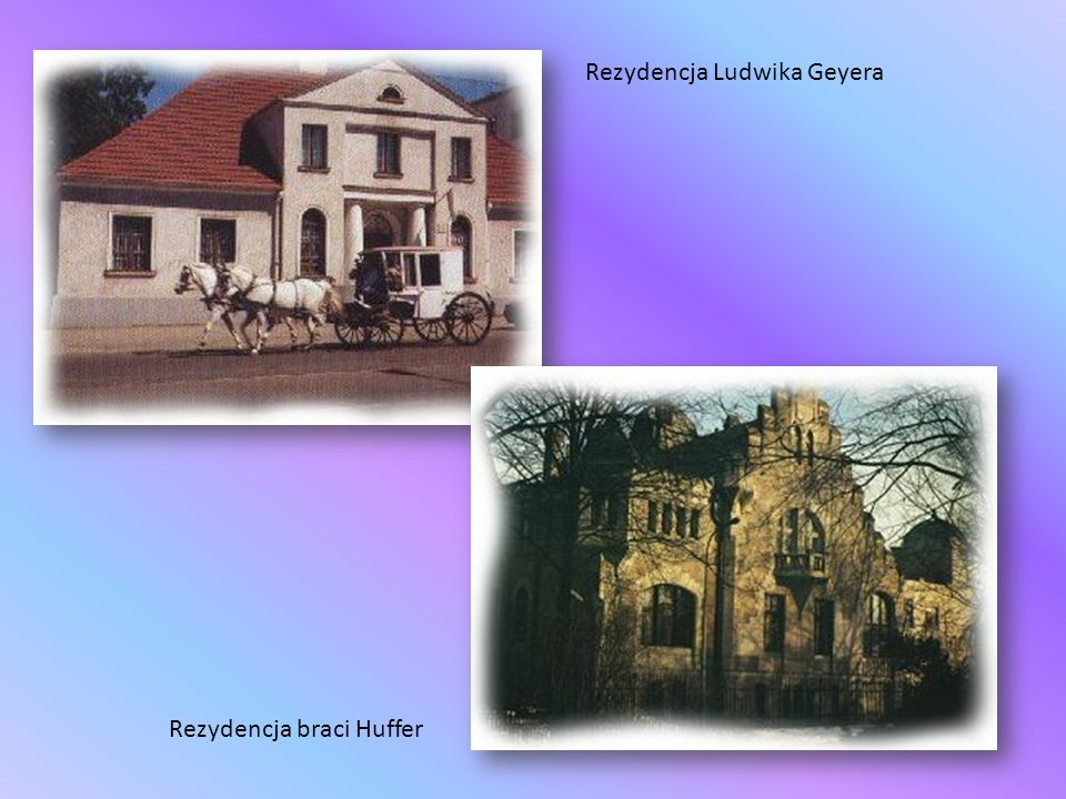 Rezydencja Ludwika Geyera