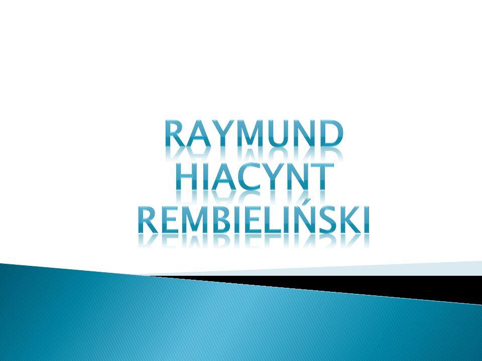 Raymund Hiacynt Rembieliński