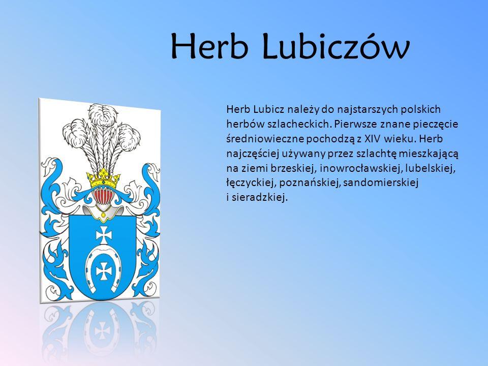 Herb Lubiczów