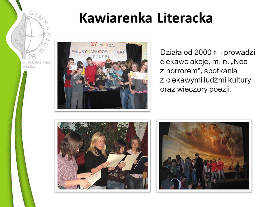 Kawiarenka Literacka
