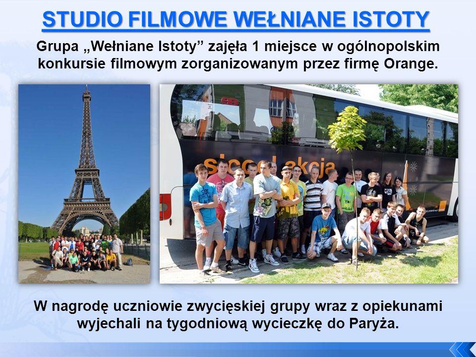 STUDIO FILMOWE WEŁNIANE ISTOTY