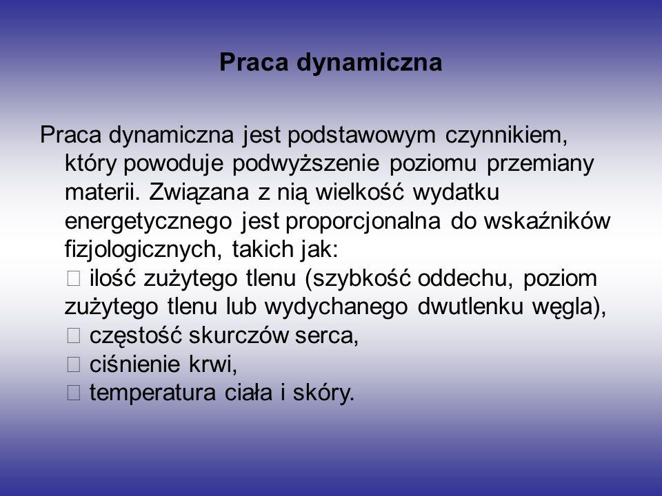 Praca dynamiczna