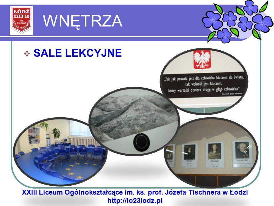 XXIII Liceum Ogólnokształcące im. ks. prof. Józefa Tischnera w Łodzi