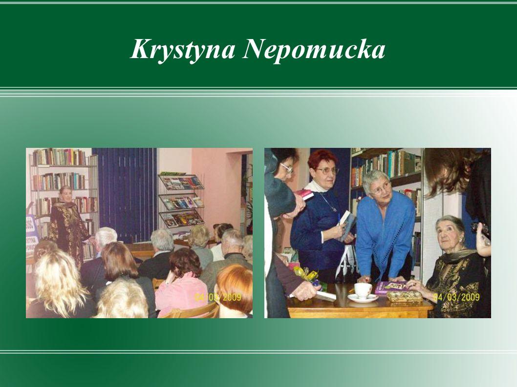 Krystyna Nepomucka