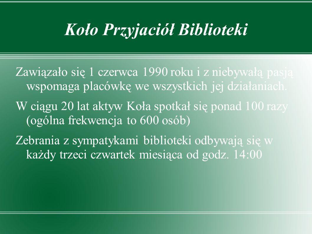 Koło Przyjaciół Biblioteki