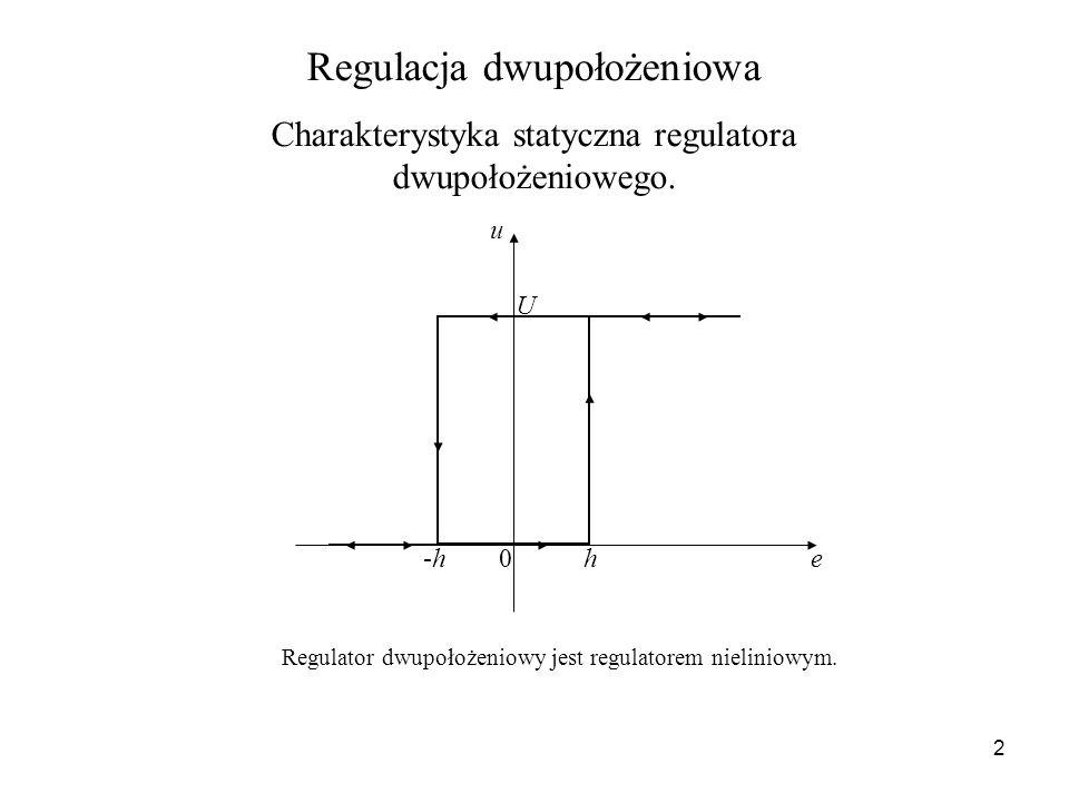 Regulacja dwupołożeniowa