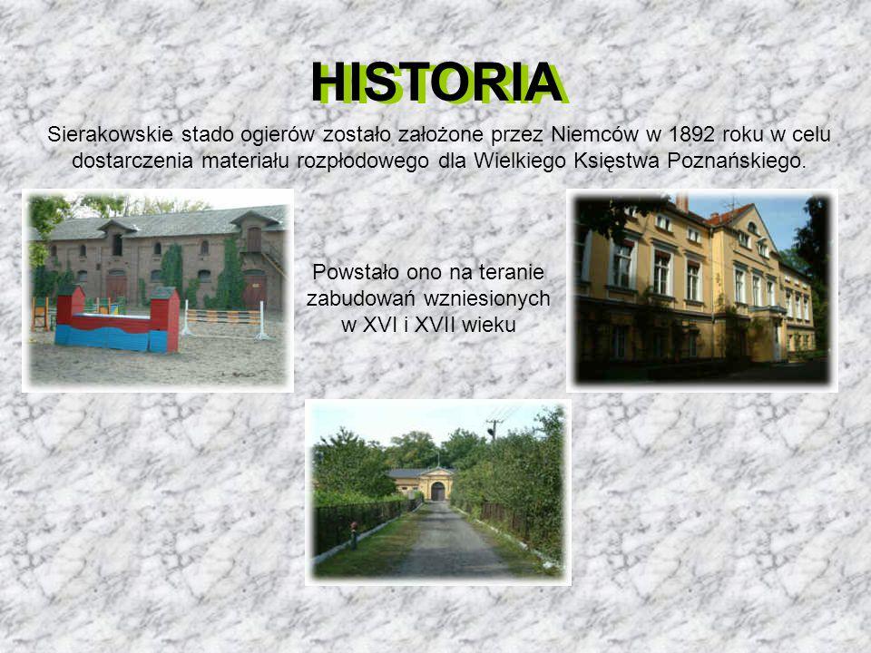 Powstało ono na teranie zabudowań wzniesionych w XVI i XVII wieku