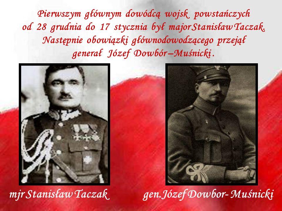 gen.Józef Dowbor- Muśnicki