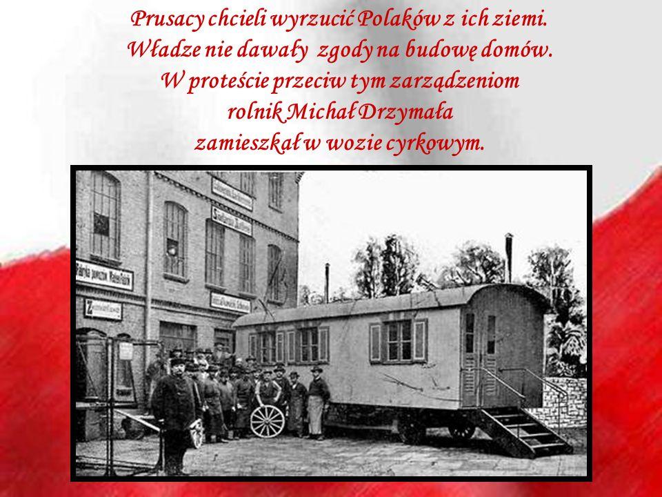 Prusacy chcieli wyrzucić Polaków z ich ziemi
