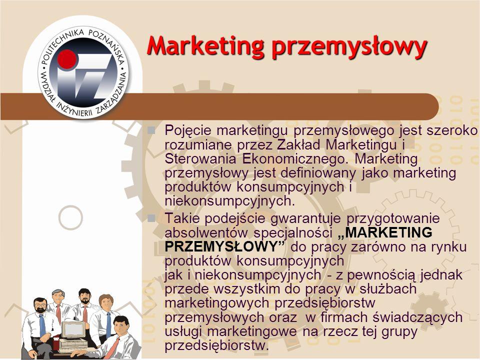Marketing przemysłowy