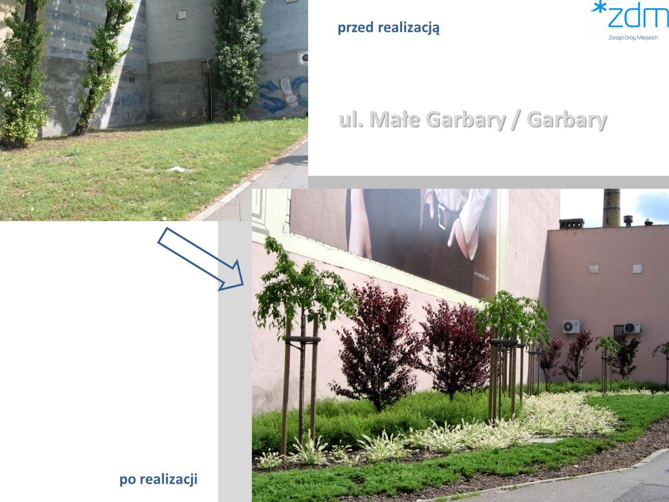 ul. Małe Garbary / Garbary