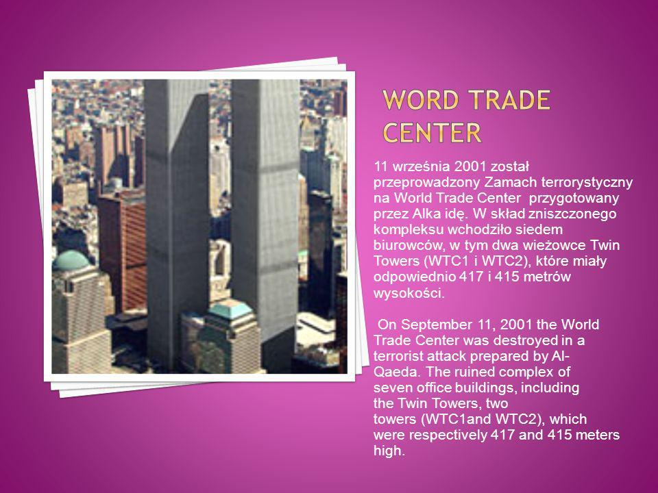 Word Trade Center