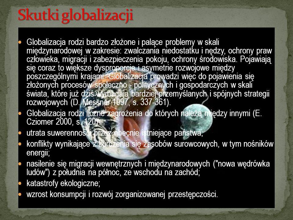 Skutki globalizacji