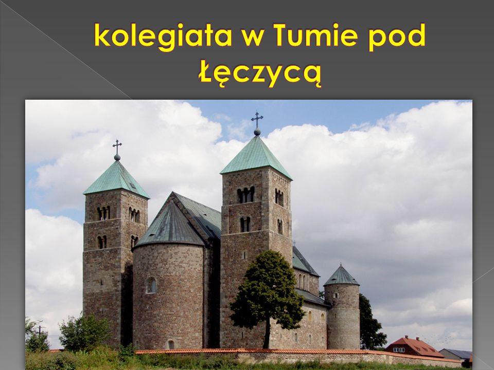 kolegiata w Tumie pod Łęczycą
