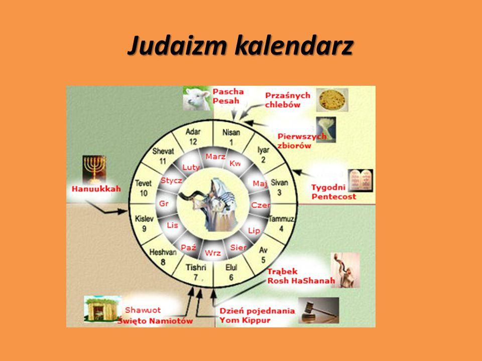 Judaizm kalendarz