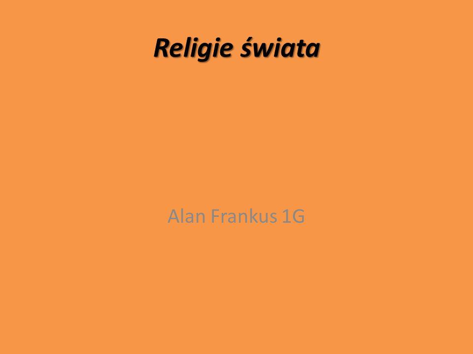 Religie świata Alan Frankus 1G