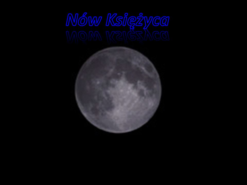 Nów Księżyca