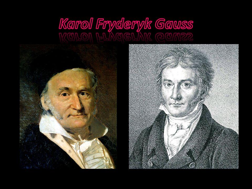 Karol Fryderyk Gauss
