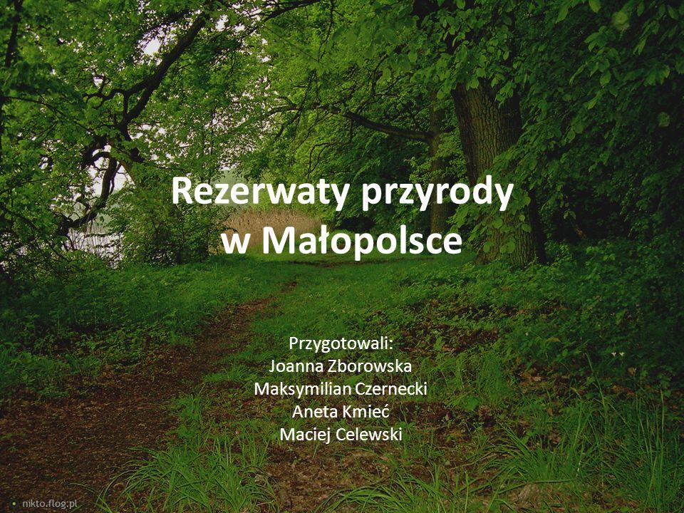 Rezerwaty przyrody w Małopolsce