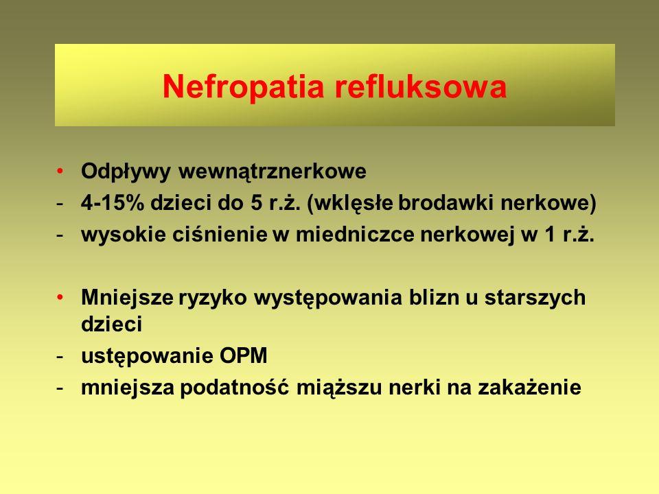 Nefropatia refluksowa