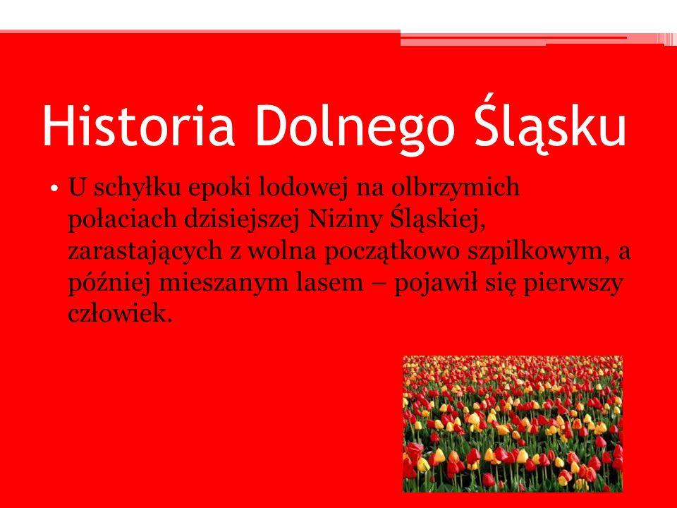 Historia Dolnego Śląsku